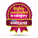 Highly Commended in Category 2014